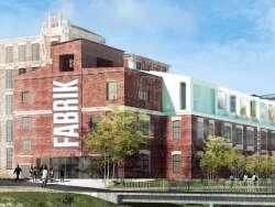 Loft-апартаменты Fabrik (Фабрик)